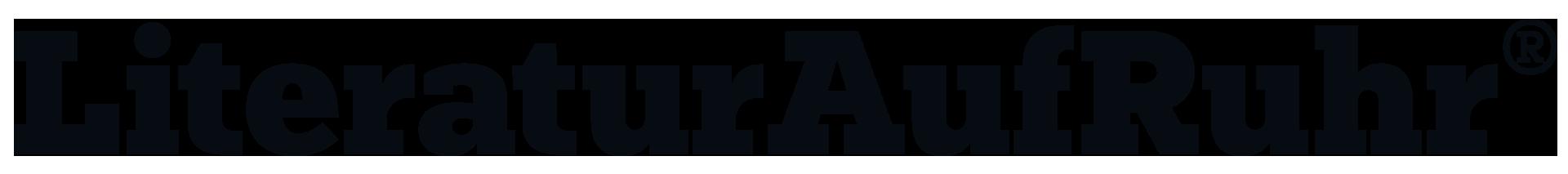 LiteraturAufRuhr® Logo